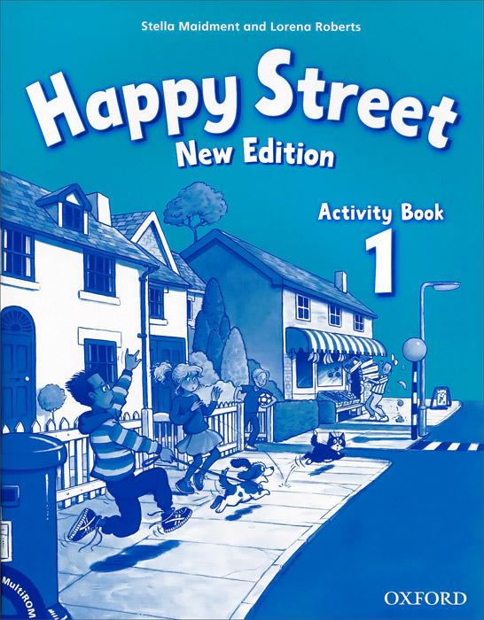Happy Street 1: Activity Book (+ CD-ROM)