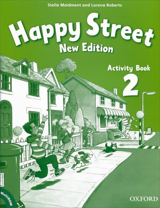 Happy Street 2: Activity Book (+ CD-ROM)