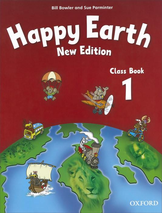 Happy Earth 1: Class Book