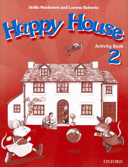 Happy House: Activity Book Level 2
