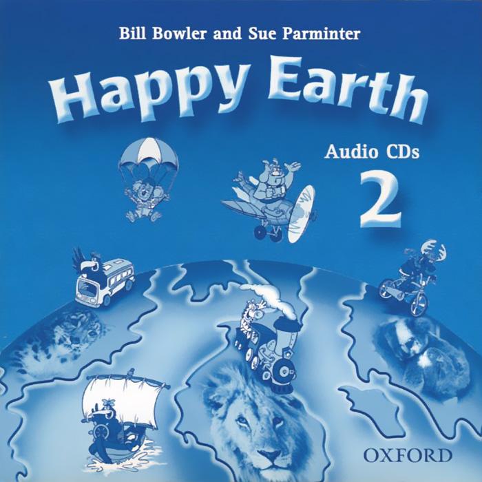 Happy Earth: Level 2 (��������� �� 2 CD)