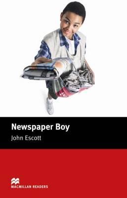 Macmillan Readers Beginner Newspaper Boy
