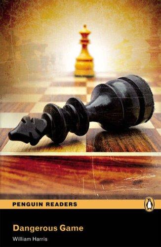 Penguin Readers New Edition Level 3 Dangerous Game, Book/CD Pack