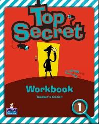 Top Secret Level 1 Workbook teacher's guide