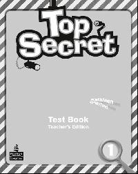 Top Secret Level 1 Tests teacher's guide