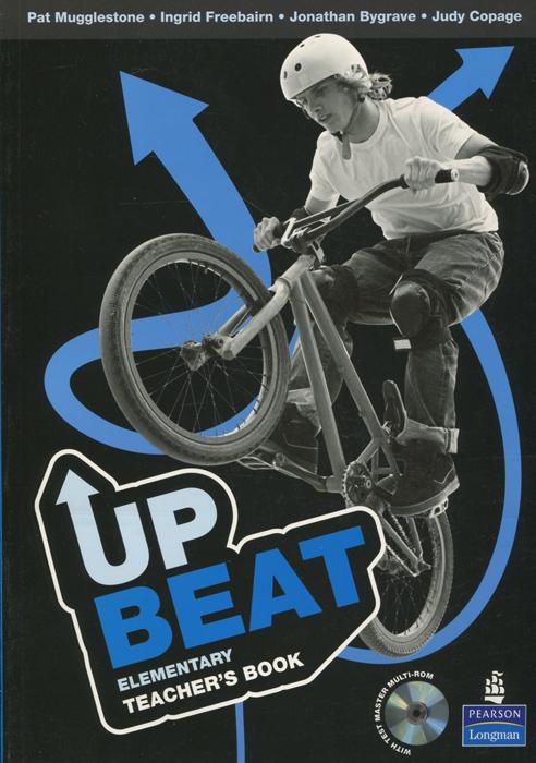 Upbeat: Elementary: Teacher's Book (+ CD-ROM)