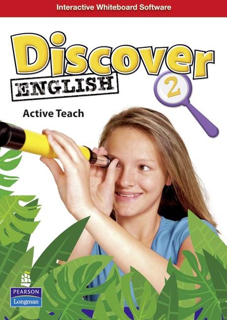 Discover English Level 2 Active Teach CDRom