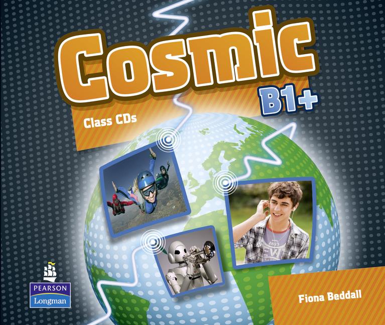Cosmic Level B1+ Class Audio CDs