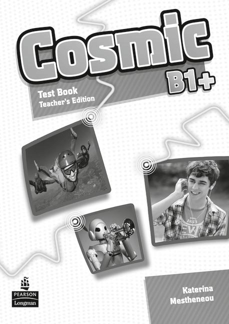 Cosmic Level B1+ Test Book TG
