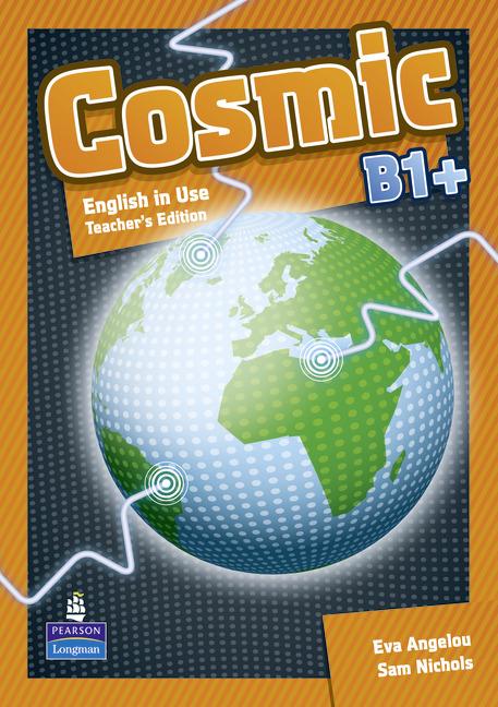 Cosmic Level B1+ Use English TG