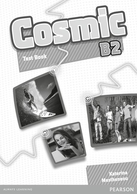 Cosmic Level B2 Test Book