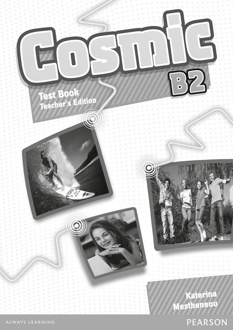 Cosmic Level B2 Test Book TG