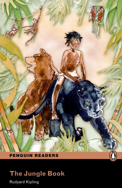 The Jungle Book: Level 2 (+ CD)