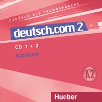 deutsch.com 2, CDs zum Kursbuch