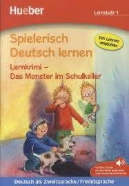 Lernkrimi - Das Monster im Schulkeller