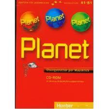 Planet, bungsbltter per Mausklick