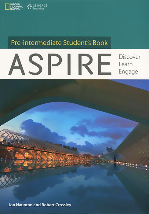 Aspire Pre-intermediate: Student's Book (+ DVD-ROM)