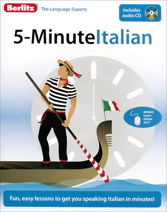 5-Minute Italian (+ CD)
