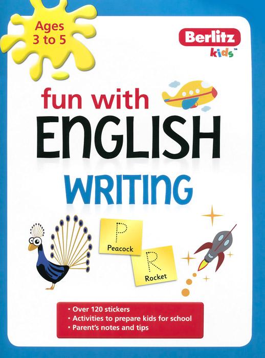 Berlitz Kids: Fun with English Writing