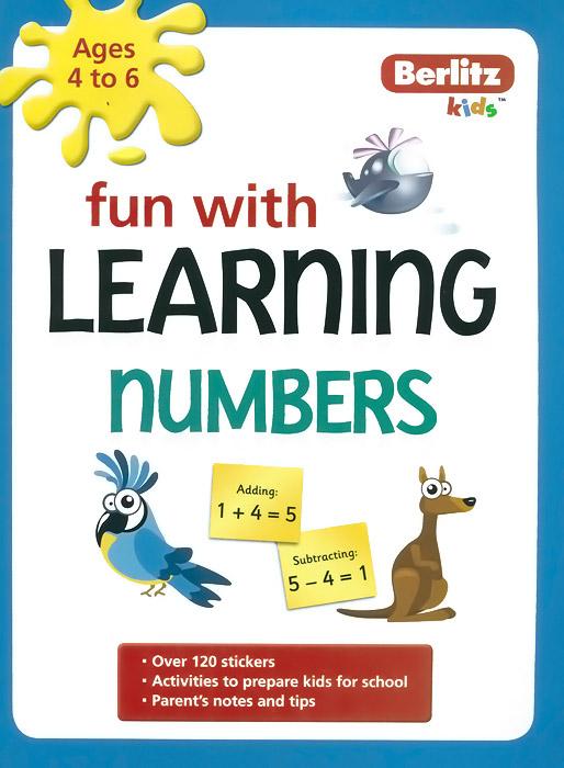 Berlitz Kids: Fun with English Numbers