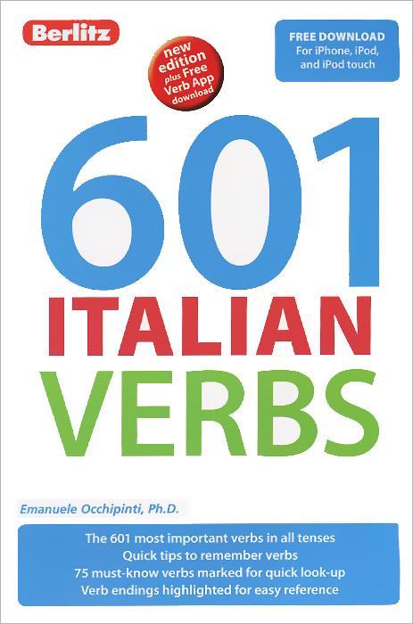601 Italian Verbs