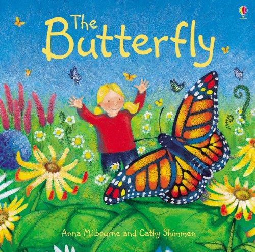 Anna Milbourne Butterfly (Usborne Picture Books)