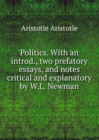 an analysis of the book politics of aristotle