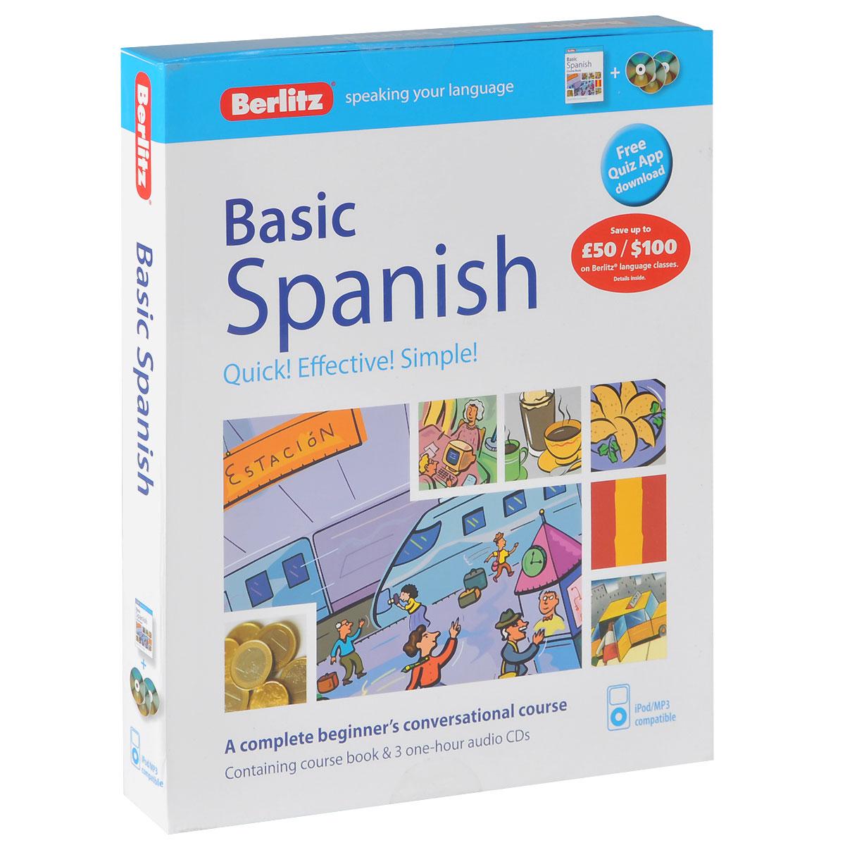 Berlitz Language: Basic Spanish (+ 3 CD)