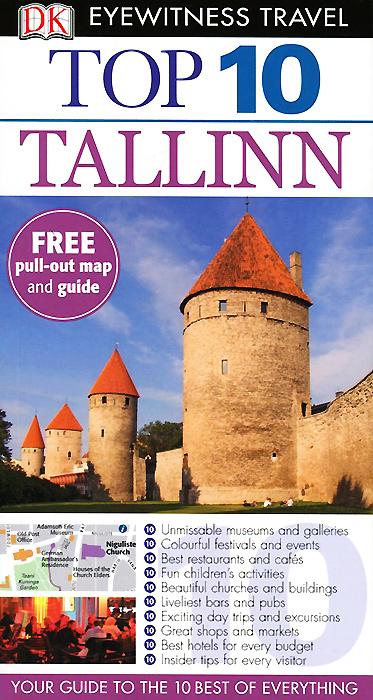 Tallinn: Top 10 ( 978-1-4093-8784-8 )