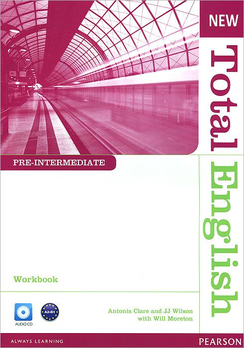 New Total English: Pre-Intermediate: Workbook (+ CD)
