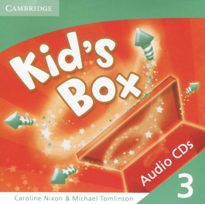 Kid's Box 3 (��������� �� 2 CD)