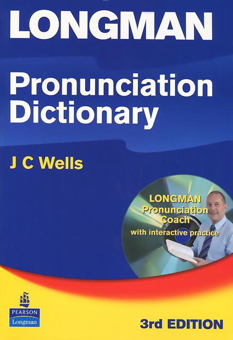 Longman Pronunciation Dictionary (+ CD-ROM)