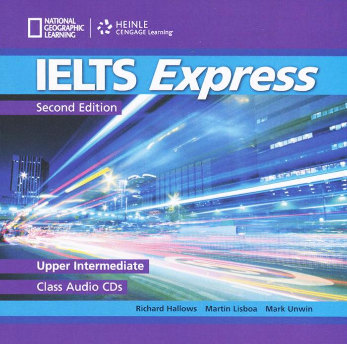 IELTS Express: Upper Intermediate (аудиокнига на 2 CD)