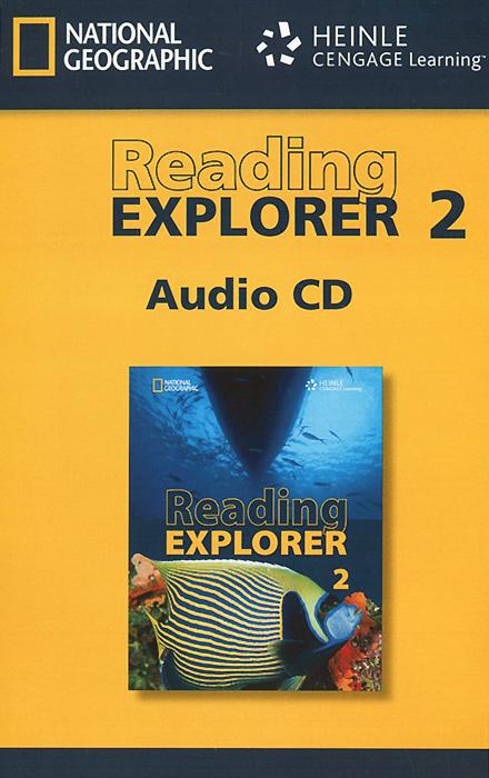 Reading Explorer 2 (аудиокнига CD)