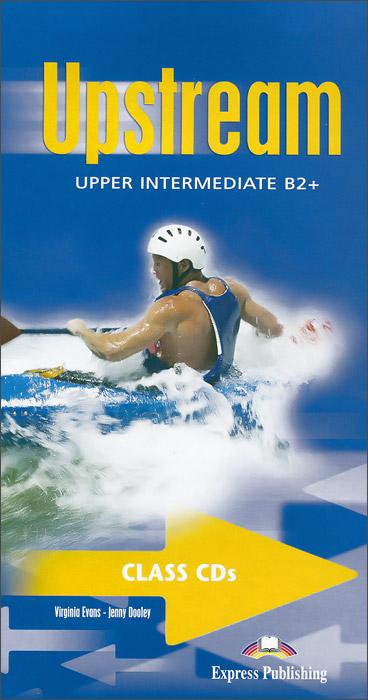 Upstream: Upper Intermediate B2+ (аудиокурс на 5 CD)