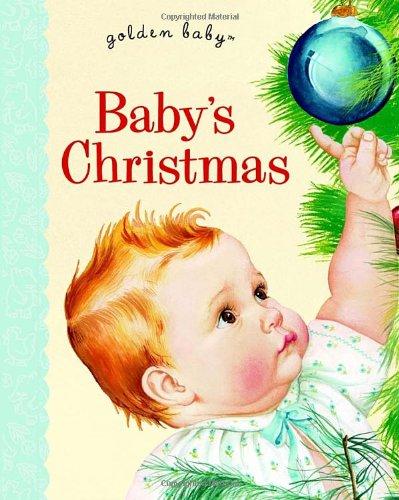 Baby's Christmas (Golden Baby)