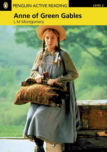 Anne of Green Gables: Level 2 (+ CD-ROM)