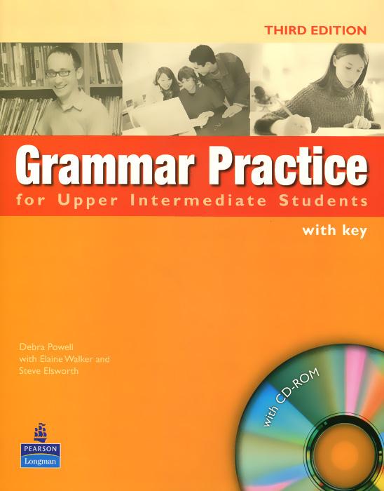Grammar Practice: Upper-intermediate: Student Book (+ CD-ROM)