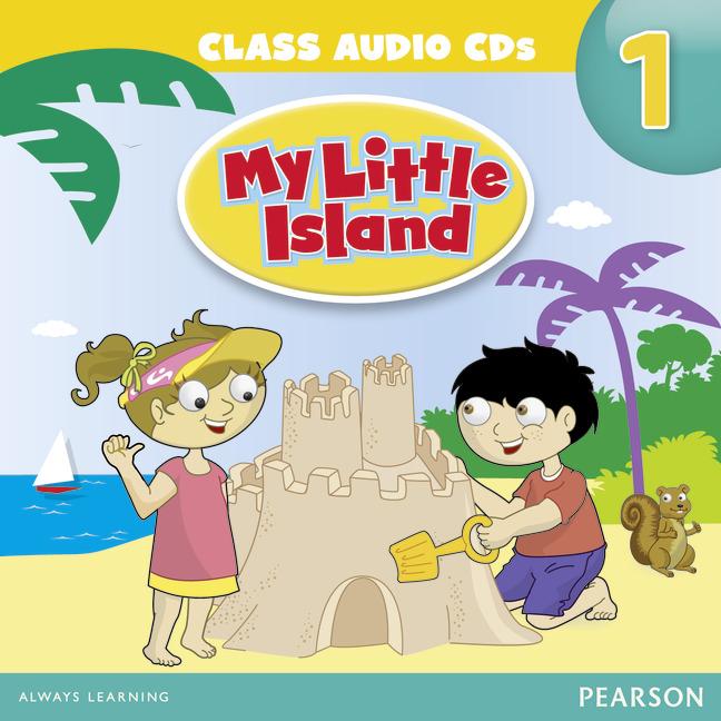 My Little Island 1 CD