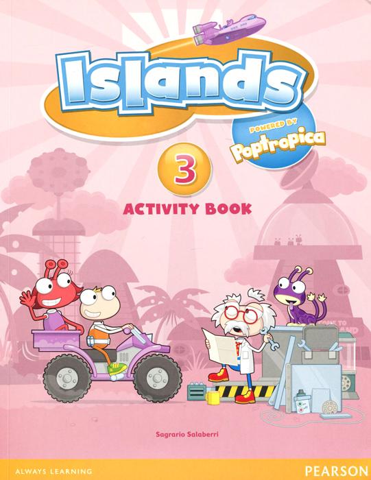 Islands: Level 3: Activity Book: Access Code