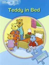 Little Explorers Phonics B: Teddy in Bed