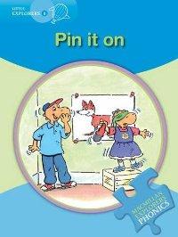 Little Explorers Phonics B: Pin It On