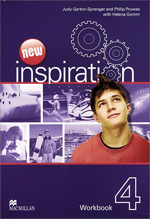 New Inspiration: Level 4: Workbook
