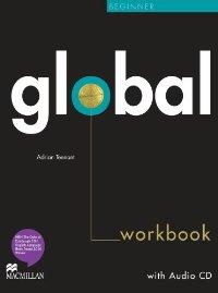 Global Beginner Workbook + CD (-Key)