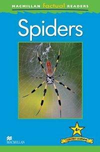 Macmillan Factual Readers 4+: Spiders