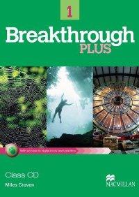 Breakthrough Plus 1 Class Audio CD (2)