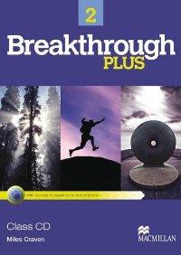Breakthrough Plus 2 Class Audio CD (2)