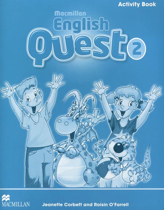 Macmillan English Quest 2: Activity Book