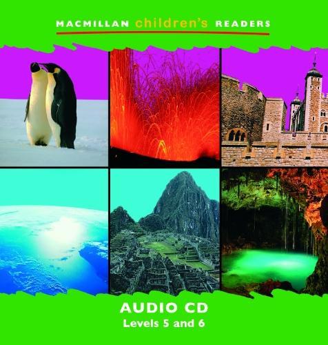 Macmillan Children's Readers Level 5 & 6 Level 5-6 Audio-CD