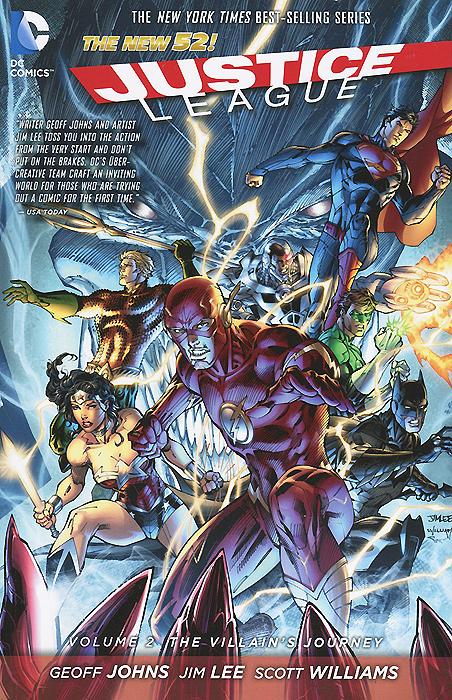 Justice League Volume 2: The Villain's Journey